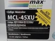 Imagen de Toner Alternativo Max Color Mcl-45xu P/hp Laserjet / Black