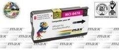 Cartucho Alternativo Max Color Mci-047a Para Hp / Magenta - comprar online