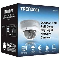 Cámara Trendnet Tv-ip311pi De Red Domo 3mp Full Hd Dia/noche en internet