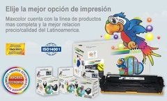 Imagen de Cartucho Alternativo Max Color Mci-t038 Para Epson Black
