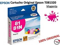 Cartucho Original Epson T081320 P/epson Stylus Photo Magenta