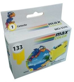Cartucho Alternativo Max Color Mci-334e Para Epson Yellow - comprar online