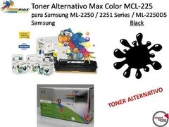Toner Alternativo Max Color Mcl-225 P/ Samsung Black
