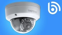 Cámara Trendnet Tv-ip311pi De Red Domo 3mp Full Hd Dia/noche - comprar online