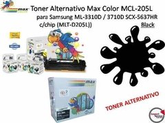 Toner Alternativo Max Color Mcl-205l Para Samsung