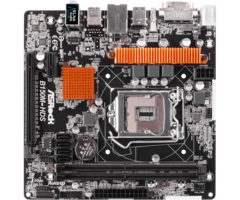 Mother Asrock B150m-hds Socket 1151 Ddr4 Dvi - Hdmi Usb 3.0 - Import Service Argentina
