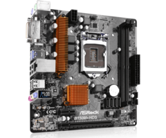 Imagen de Mother Asrock B150m-hds Socket 1151 Ddr4 Dvi - Hdmi Usb 3.0