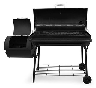 OKLAHOMA JOE'S LONGHORN OFFSET SMOKER en internet