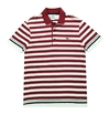 Chomba Rayas Lacoste Dh9341 Hombre