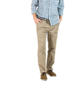 Pantalon Gabardina Oxford Polo Club Hombre Regata Beige