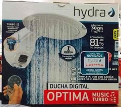 Ducha Digital Optima Music Turbo C/controle 220v 7700w Hydra na internet