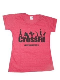 CAMISETA CROSSFIT na internet