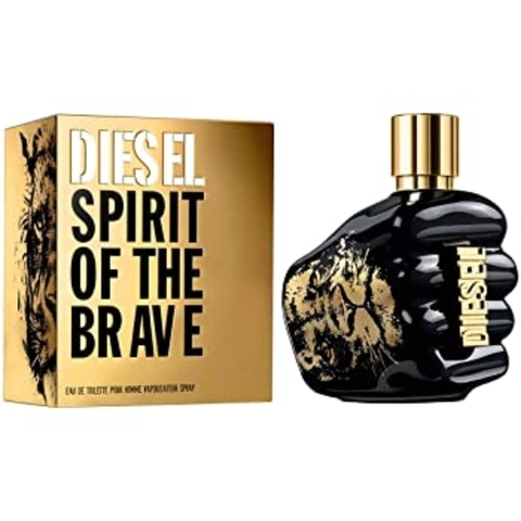 RENZO ROSSO DIESEL SPIRIT OF THE BRAVE