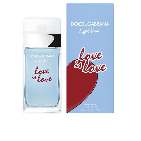 DOLCE & GABBANA 0 Light Blue Love Is Love EDT