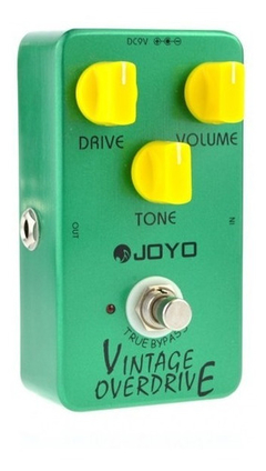 Pedal Joyo Vintage Overdrive Tube Screamer en internet