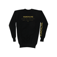 Moletom Punchline Black and Yellow - comprar online