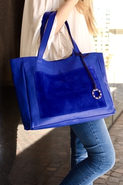 Ampi Bag Blue