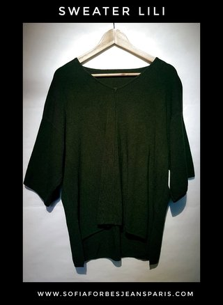 SWEATER CASHMERE LILI