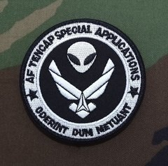 Patch AF TENCAP Operations USAF US Air Force Militar Especial Forces