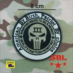 Patch Punish, American By Birth, Patriot by Choice CIA Seal´s - comprar online