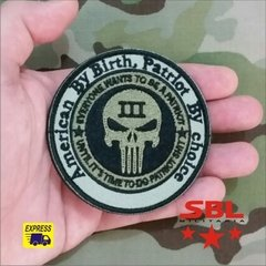 Patch Punish, American By Birth, Patriot by Choice CIA Seal´s na internet