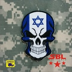 Patch Caveira Punish USA - MILITARIA SBL