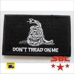 "Patch ""Dont Tread on Me"" - comprar online"