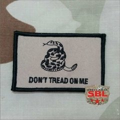 "Patch ""Dont Tread on Me"" na internet"