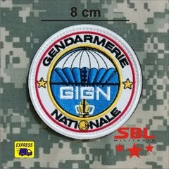 Patch GIGN GENDARMERIE Nationale - comprar online