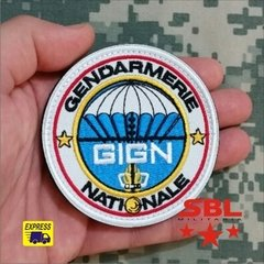 Patch GIGN GENDARMERIE Nationale na internet