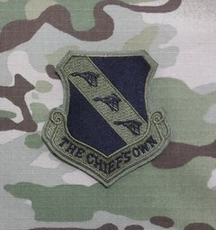 Patch Escudo The Chiefes Own AIR FORCE