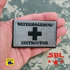 Patch Salva Vidas Instructor na internet