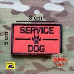 "Patch ""Service Dog"" - comprar online"
