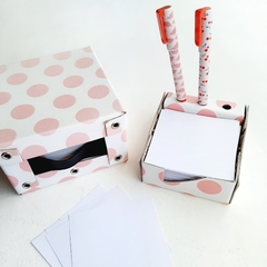 SET BOX ROSA LUNARES