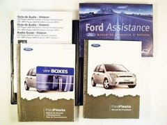 Manual Del Propietario : Ford Fiesta 2006 en internet