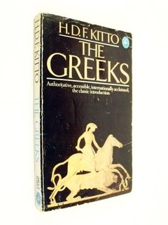 H. D. F. Kitto - The Greeks (En Inglés)