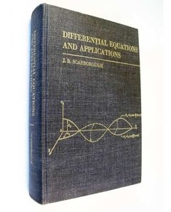 James Scarborough - Differential Equations And Applications