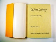 Siebert - The Ethical Foundations Of The Market Economy - comprar online