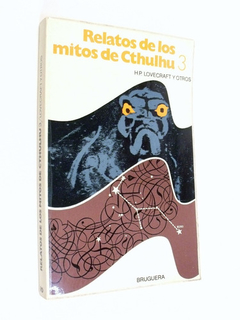 Lovecraft - Relatos De Los Mitos De Cthulhu 3 - Bruguera
