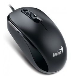 Mouse Genius Dx-110 Optico Usb 1200 Dpi  Notebook Pc en internet