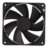 Cooler Fan Black 80mm X 80mm Para Gabinete 8 X 8cm Negro