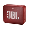 Parlante Jbl Go 2 Portátil Con Bluetooth Ruby Red