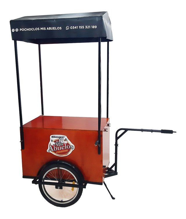 Trailer Food Bike
