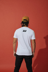 T-Shirt White - Fifty One na internet