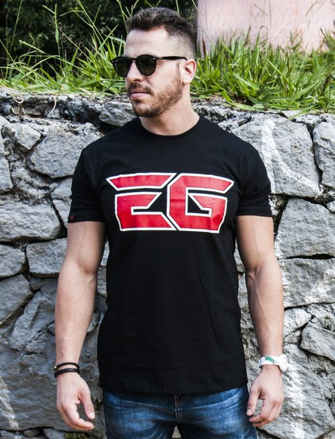 T-Shirt EG 51 Black Oficial na internet