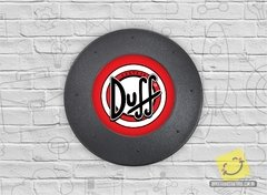 Luminoso LED - Cerveja Duff | Simpsons