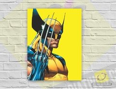 Placa Decorativa - Wolverine | X-Men