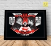 Quadro Decorativo - Batman vs Superman | Filme