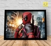 Quadro Decorativo - Deadpool | Marvel