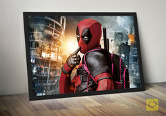 Quadro Decorativo - Deadpool | Marvel - comprar online